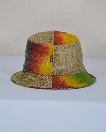 Handwoven Hemp Hats