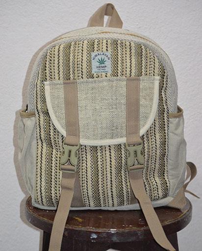 Hemp Cotton Backpacks