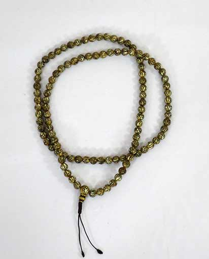 Handmade Tibetan Mantra Pray Beads