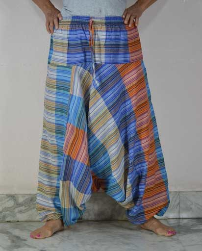 Aladdin Cotton Trousers