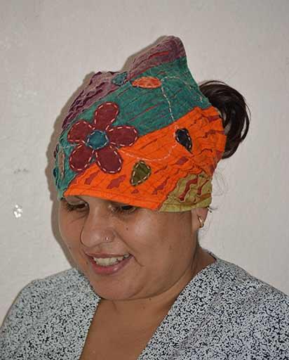 Stonewashed Cotton Headbands