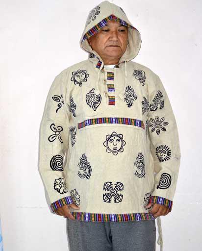 Cotton Stonewashed Nepal Hoodies