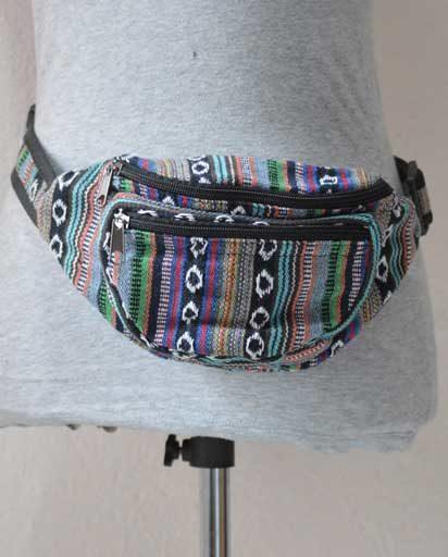 Cheap Cotton Belt Bags