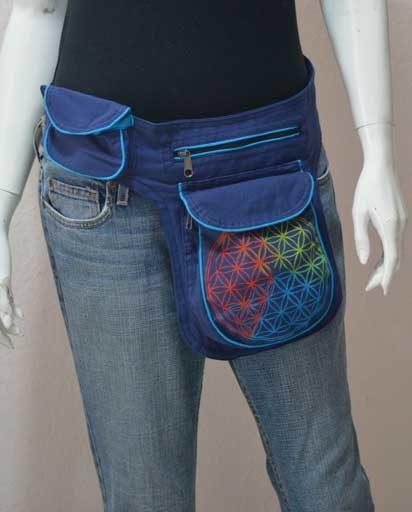 Cotton Waist Belt Bags