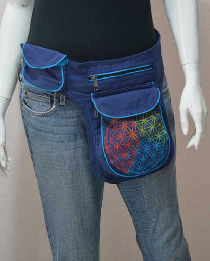 Cotton Waist Belt Bags