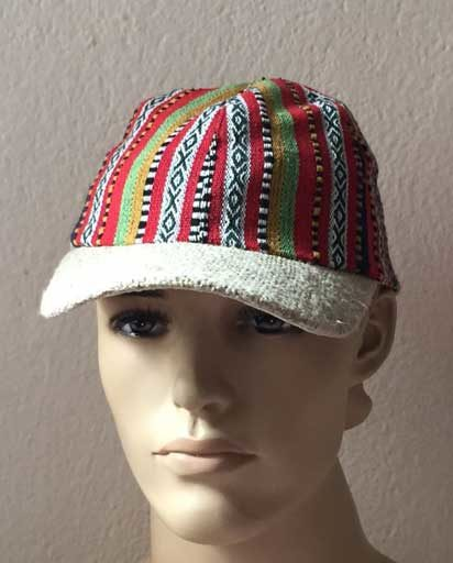 Hemp Cotton Summer Caps