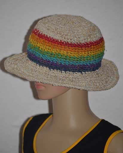 Children's Hemp Cotton Hats