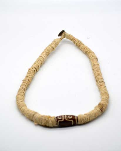Handwoven Hemp Necklace