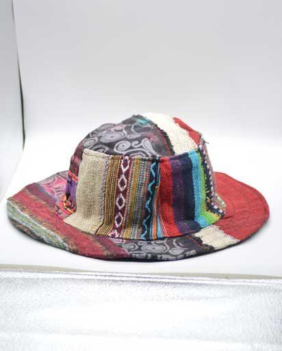 Hemp Cotton Patch Hats