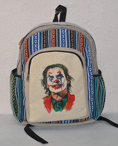 Hemp Cotton Joker Backpack