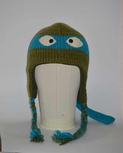 Adults Woolen Ninja Hats