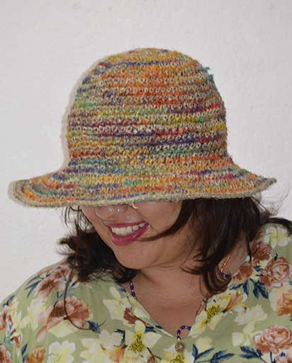 Natural Organic Hemp Hats