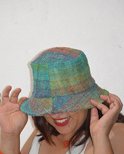 Tie Dyed Hemp Hats