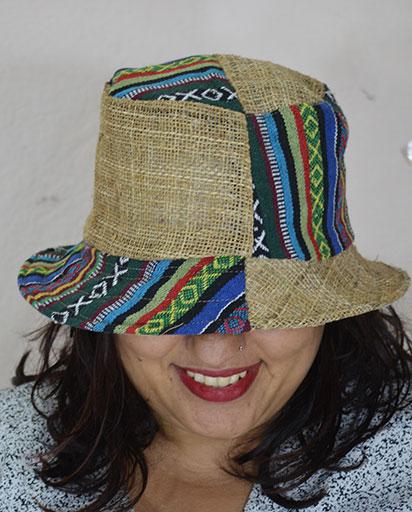 Hemp Cotton Summer Hats