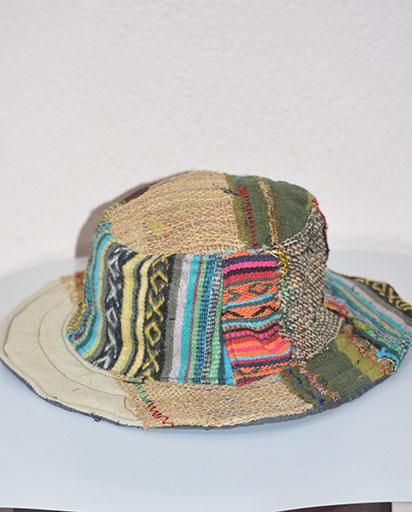 Childrens Hemp Cotton Patch Hats